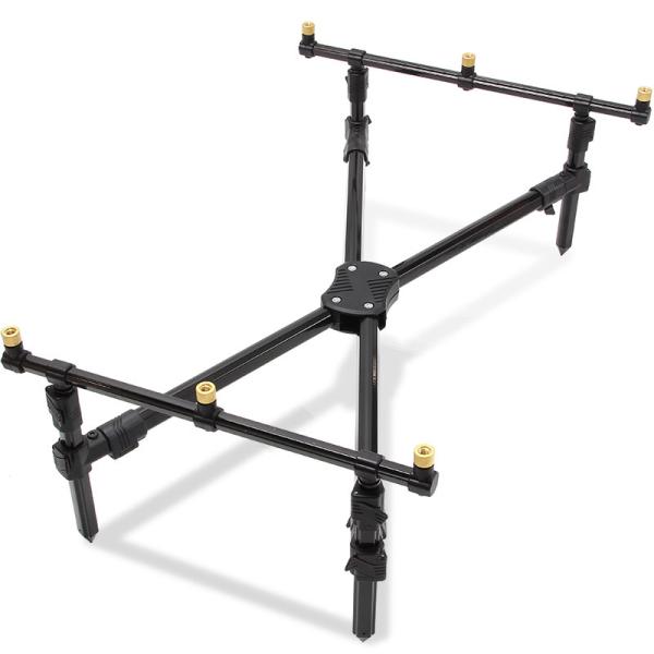 New Niedrig Lightweight Lightweight Lightweight Solid Cross Pod Carp Fishing Set Up With Alarms & Indicators c48b7b