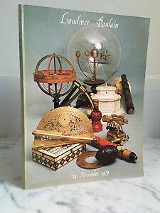 Catalogue-sales-Loudmer-Poulain-Curiosity-marine-24-November-1979