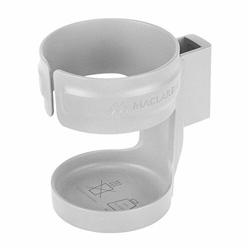 Maclaren Cup Holder Silver