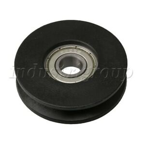 Details about  /Cable Pulley Steel Wire Rope Wheel Transmission Equipment