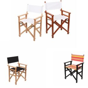 Image Is Loading Casual Canvas Directors Chairs Cover Replacement Seat Covers