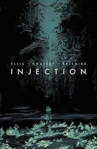 Injection-Band-1-Injection-TP-von-Declan-Shalvey-Warren-Ellis-Taschenbuch-Bo
