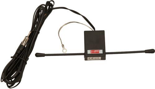 HP Dischi elettronico antenna lunghezza 22cm WINDSCREEN ad antenna automobili 60284!