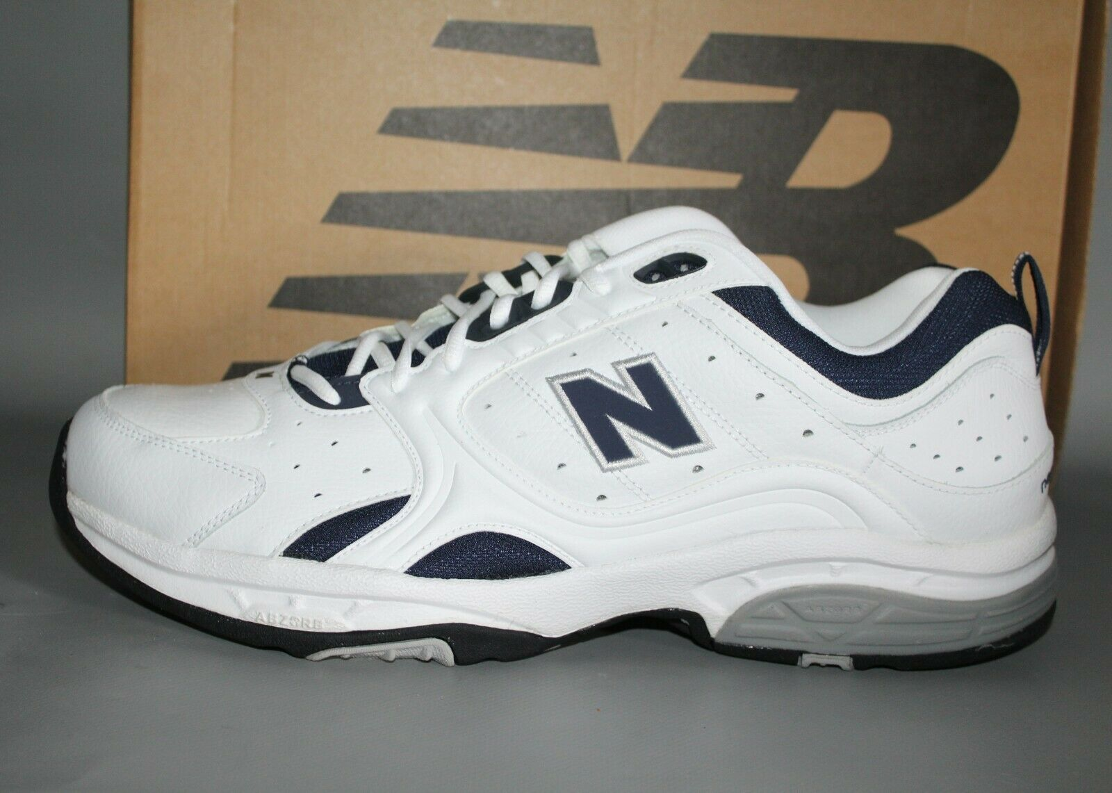 Nuevo Para hombres MX622WN D New Balance (Medio) blancoo Zapatos de entrenamiento cruzado