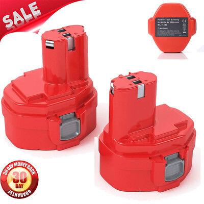 14.4V 1433,1434,PA14 Battery for Makita 14.4V 6233D,6337D,4033DZ,8280D,8434D UK