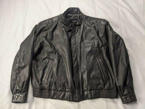 VTG Reed SPORTSWEAR Great Quality Leather Jacket w