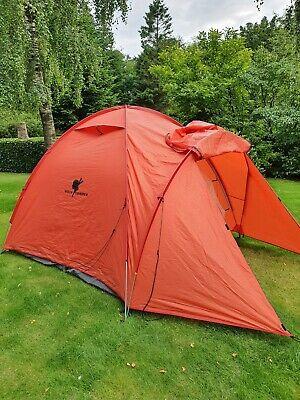 MC HD Camp Twin MC telte med hurtig rejsning HDcamp