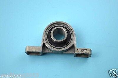 3Pcs 8mm Bore Diameter KFL08 FL08 Pillow Block Bearing Flange Block Bearings