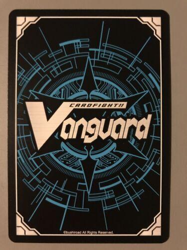 CARDFIGHT VANGUARD EVIL STEALTH DRAGON KUROGIRI NUBATAMA V-BT07//010EN RRR
