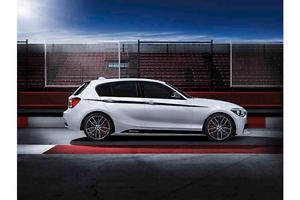 Original BMW M Performance 1er F21 F23 Akzentstreifen NEU 51142406145 2406145
