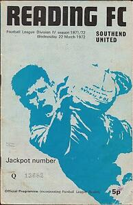 Football-Programme-Reading-v-Southend-United-Div-4-1972