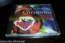 Magic 98.1 FM Songs of the Season Christmas New CD Sony Music