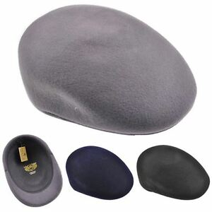 6c8e629fac9bb9 100% Wool Felt Flat Cap Golfer Cap Men vintage hat Best gift for ...