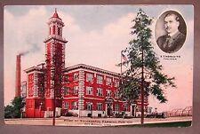 vintage HOME OF FARMING PUBLICATION CO. Des Moines Iowa unused postcard