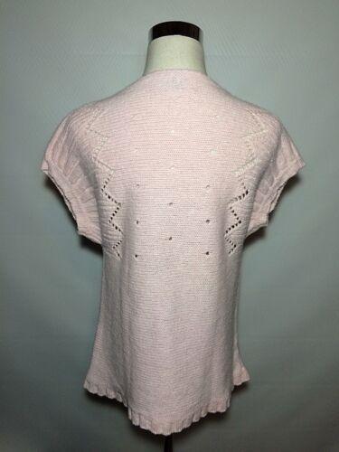 Silke Ullhull Vintage Cashmere Rose Versace Gianni Sweater '99 Dolman Pink H8qwxfa