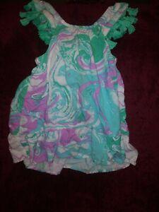 Cat-amp-Jack-Adorable-Multicolored-Dress-Toddler-Girls-Sz-18-Months