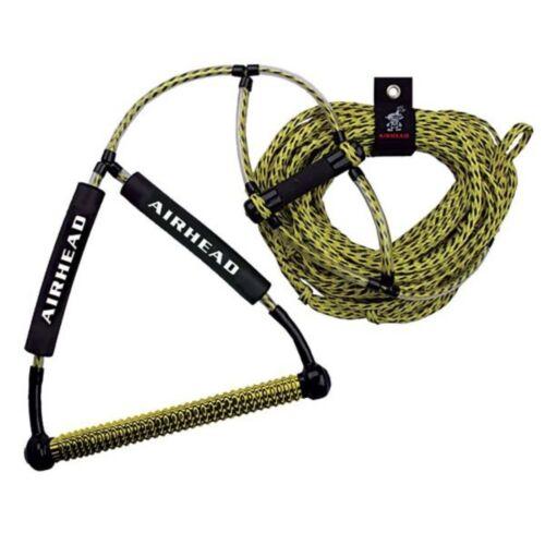 """Kwik Tek AHWR-1 Wakeboard Rope With 15/"""" Phat Grip Handle"""