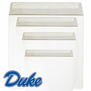 25 X 12 Quot White Lp Record Mailers Envelopes 24hr Offer Ebay