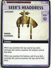 Pathfinder Adventure Card Game - 1x Seer´s Headdress Boon Card  Iconic Heroes #3