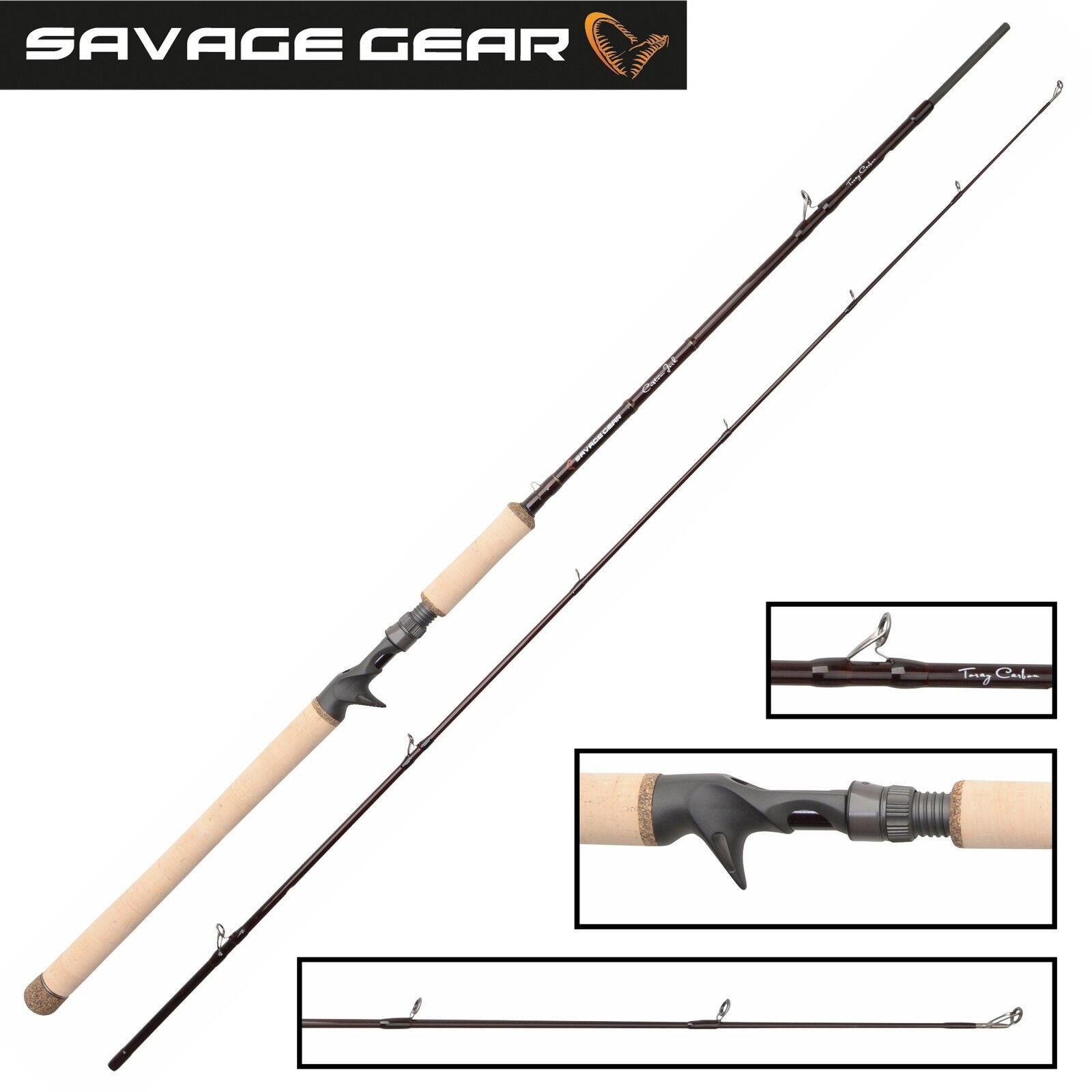 Savage Gear Custom Jerk 203cm 125g Jerkrute, Jerkrute, Jerkrute, Hechtrute für Jerkbaits und Wobbler 4c17f3