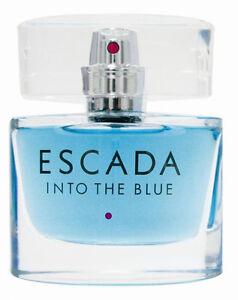 Escada Into The Blue Eau De Parfum 25oz Womens Perfume New In Box
