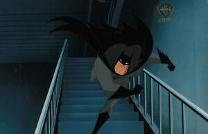 Batman Animated Series Original Production Cel Batman-Joker's Millions