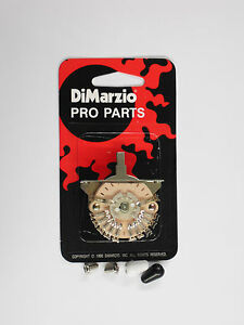 DiMarzio 5 Way Multipole Super Switch For Strats EP 1112 | eBay