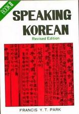 Speaking Korean: Book 2 Korean Edition