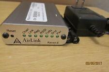 Sierra Wireless Airlink Raven E EVDO Modem  V3215E  CDMA CELLULAR  ETHERNET