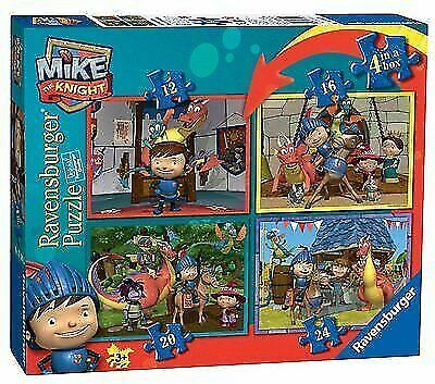 Ravensburger Mike the Knight Forest Friends 60-Piece Puzzle