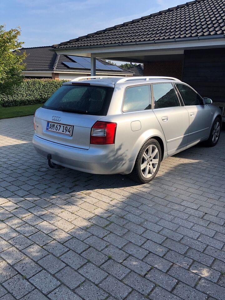 Audi A4, 1,9 TDi 130 Avant, Diesel