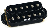 Mighty Mite Hg-f Vintage Humbucker Electric Guitar Neck Pickup, Black,