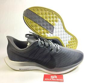 5cc11e15e3b New! Nike Air Zoom Pegasus 35 Turbo Gridiron Black Atmosphere Grey ...
