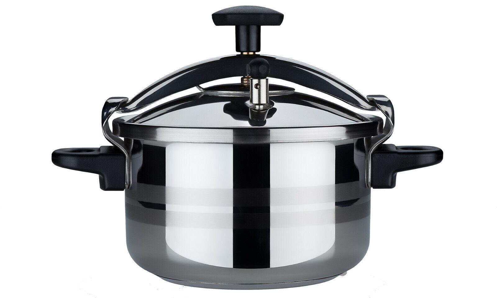 Evinox Classic Cuisinière Autocuiseur Induction 18 10 cuisine en acier inoxydable