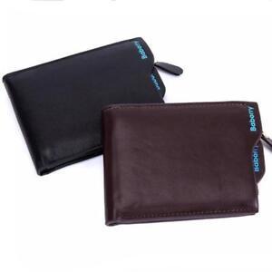 Men-039-s-PU-Leather-Exquisite-Wallet-Pocket-Card-Clutch-ID-Credit-Bifold-Purse-BM