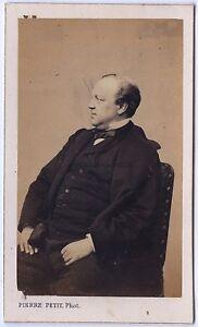 Charles-Lachaud-Avocado-CDV-Da-Pierre-Petit-Parigi-Vintage-Albumina-Ca-1860