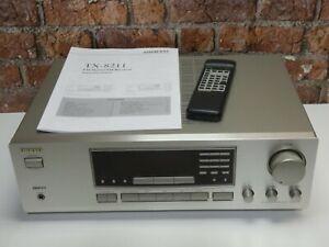 Onkyo-tx-8211-MM-Phono-Stage-Hi-Fi-Stereo-Integrierte-Stereo-Verstaerker
