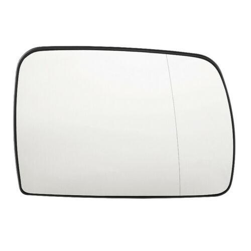 Right Side Door Rearview Mirror Glass with Heated Fit For BMW X5 E53 99-06 Clear