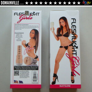 Katsuni-Flesh-Light-Realistic-Vagina-Male-Masturbator-SexToy-Includes-Free-Lube