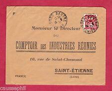 es - BENTRE Indochine Lettre de 1932 pour St-Etienne, France