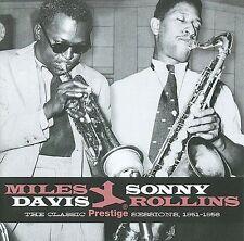 The Classic Prestige Sessions 1951-1956 by Miles Davis (CD, Nov-2009, 2 Discs, Verve)