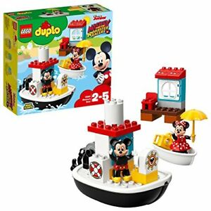LEGO UK 10881 DUPLO Disney Mickeys Boat Set