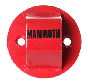 Details about Mammoth Motorcycle Garage Ground Anchor - Bolt In Junior  (GRD005)