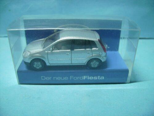 aus Sammlungsauflösung in OVP, Rietze der neue Ford Fiesta,Sondermodell
