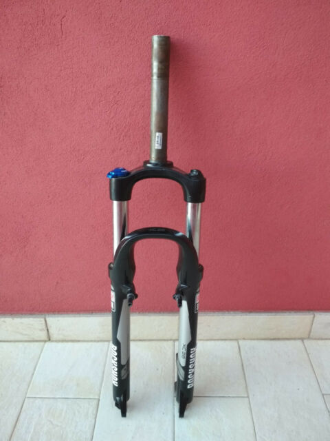 Rockshox 30 Silver TK Fork 26 100mm Coil 9mm QR Crown Adjustment 1-1//8