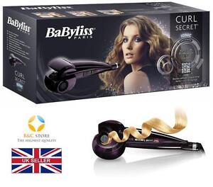 Babyliss Curl Secret C1050e Ceramic Hair Styler Curler