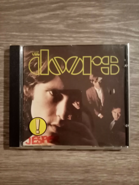 Doors: Break on through, rock, Samling af forskellige cd'er…