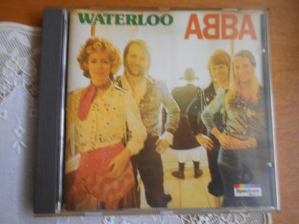 abba & cher: kr. 25 stk, pop