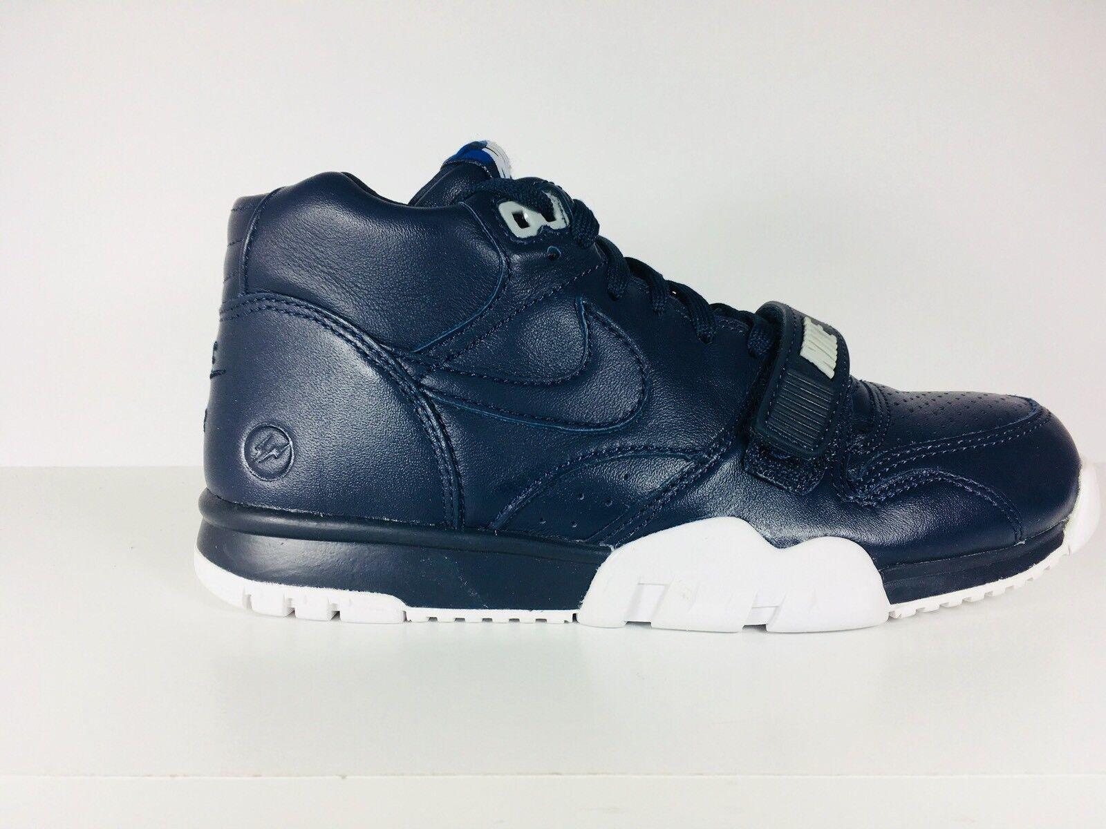 Nike Fragment Obsidian Air Air Obsidian Trainer Blue Mens 806942 441 SIze 6  460728 09f5bc4cb