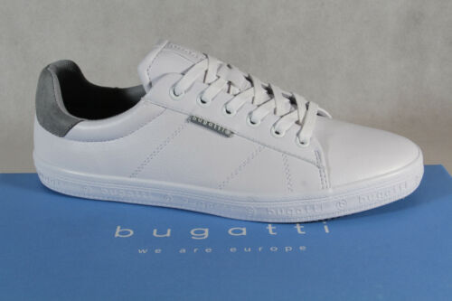 Ginnastica Da Scarpe Nuovo Bianco 71902 Bugatti Basse Pantofola qxpRn6nwZ7